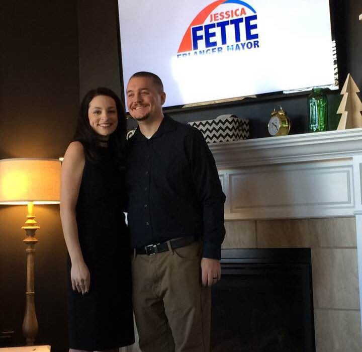 Watch Jessica Fette Announce Her Campaign